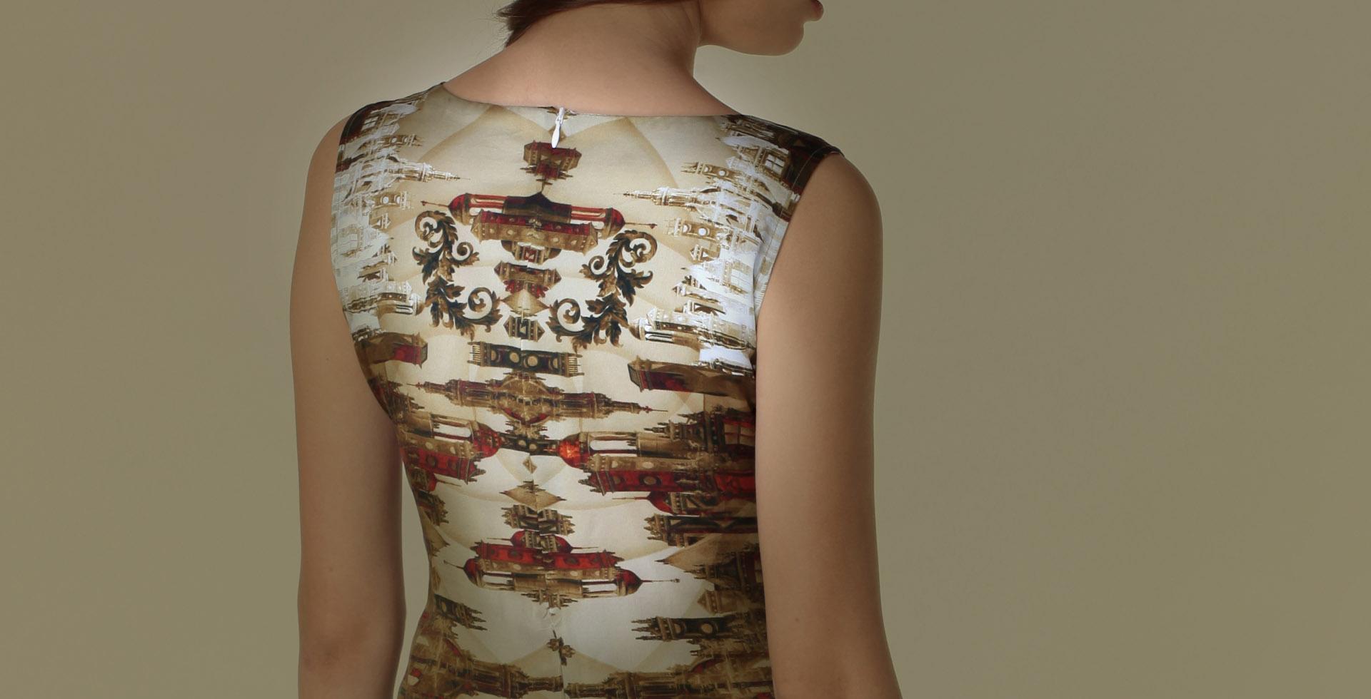 fashion, fashion store, women's fashion, art inspired fashion, luxury, premium dress, silk dress, brand, Online Fashion,